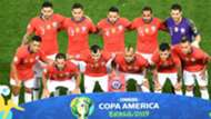Titular Chile vs Colombia cuartos Copa América 2019