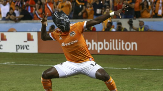 Alberth Elis Houston Dynamo MLS