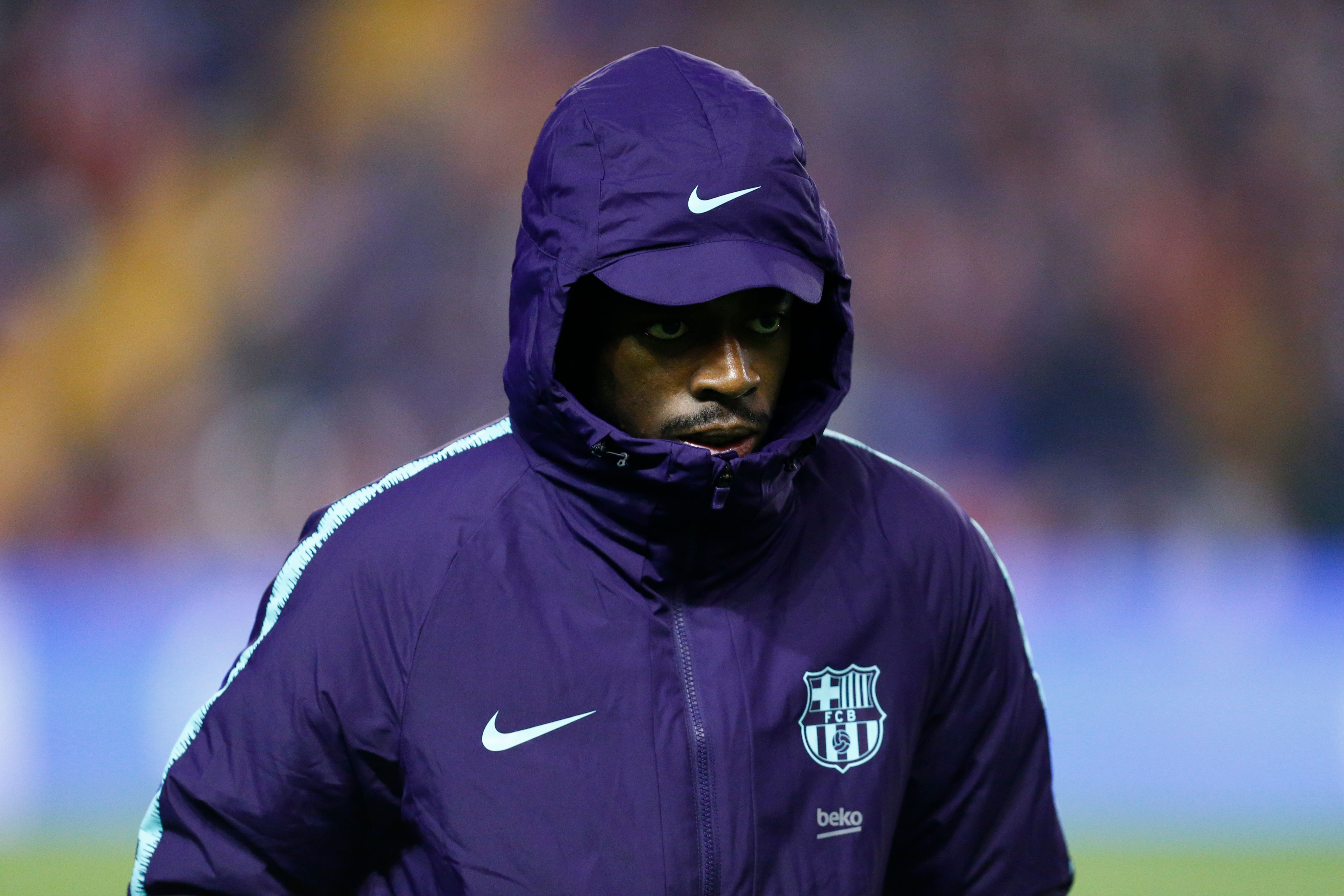 Valverde se olvida de Dembélé — Liga Española