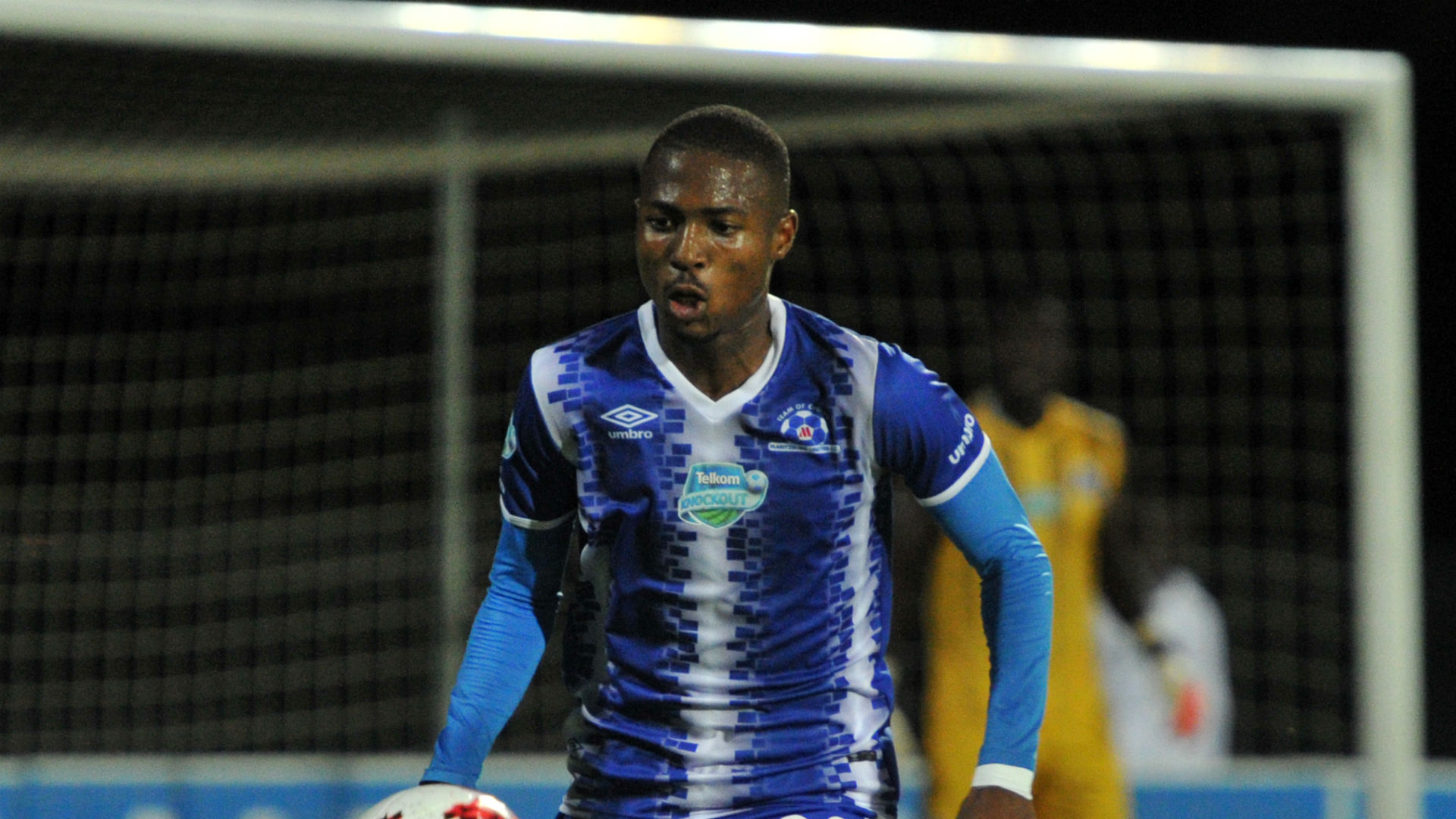 Bandile Shandu of Maritzburg United