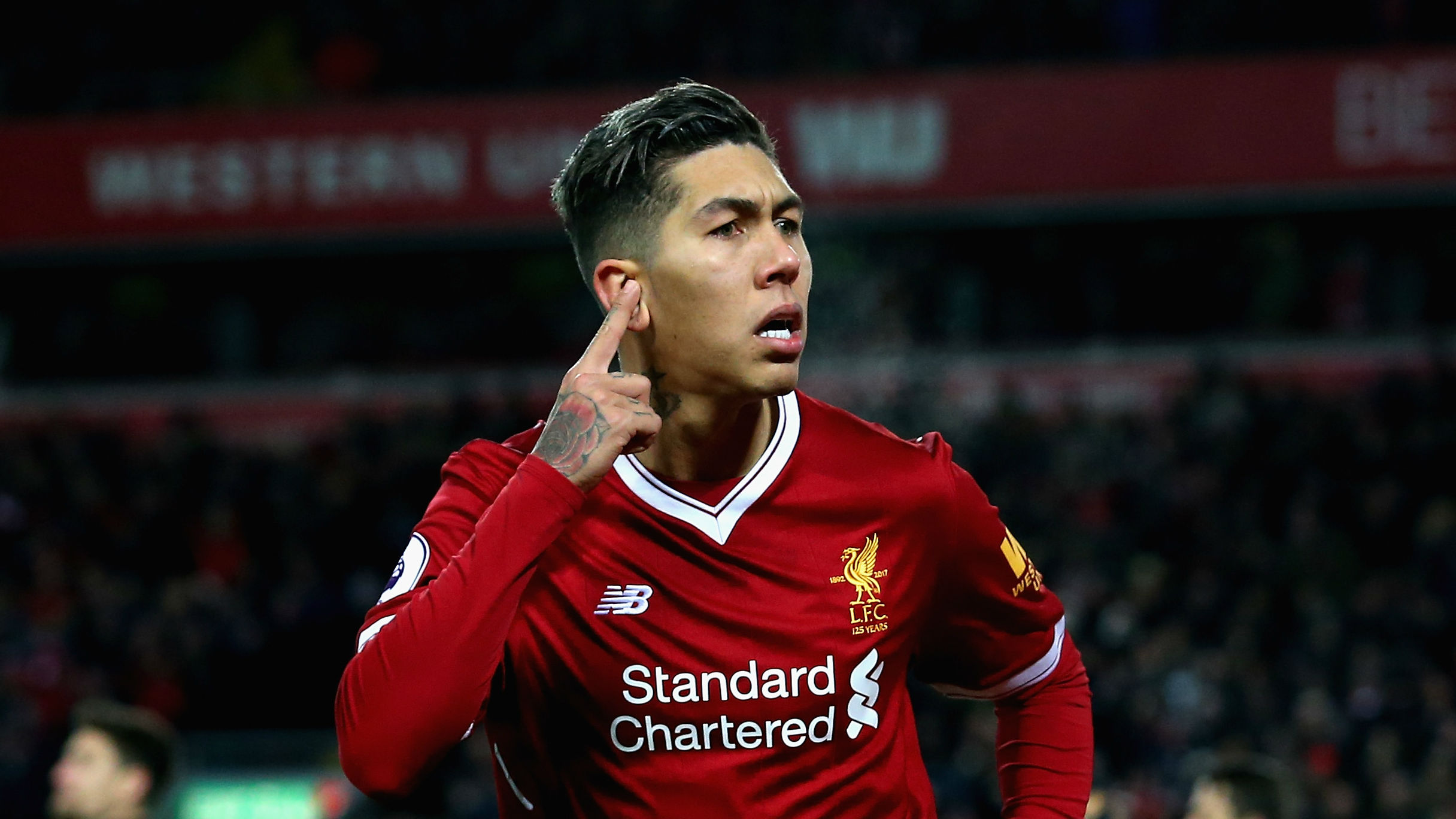 Liverpool lucky to have complete player roberto firmino says reds liverpool lucky to have complete player roberto firmino says reds legend dirk kuyt goal stopboris Gallery