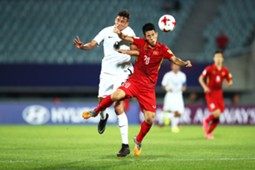 U20 Việt Nam U20 New Zealand FIFA U-20 World Cup 2017