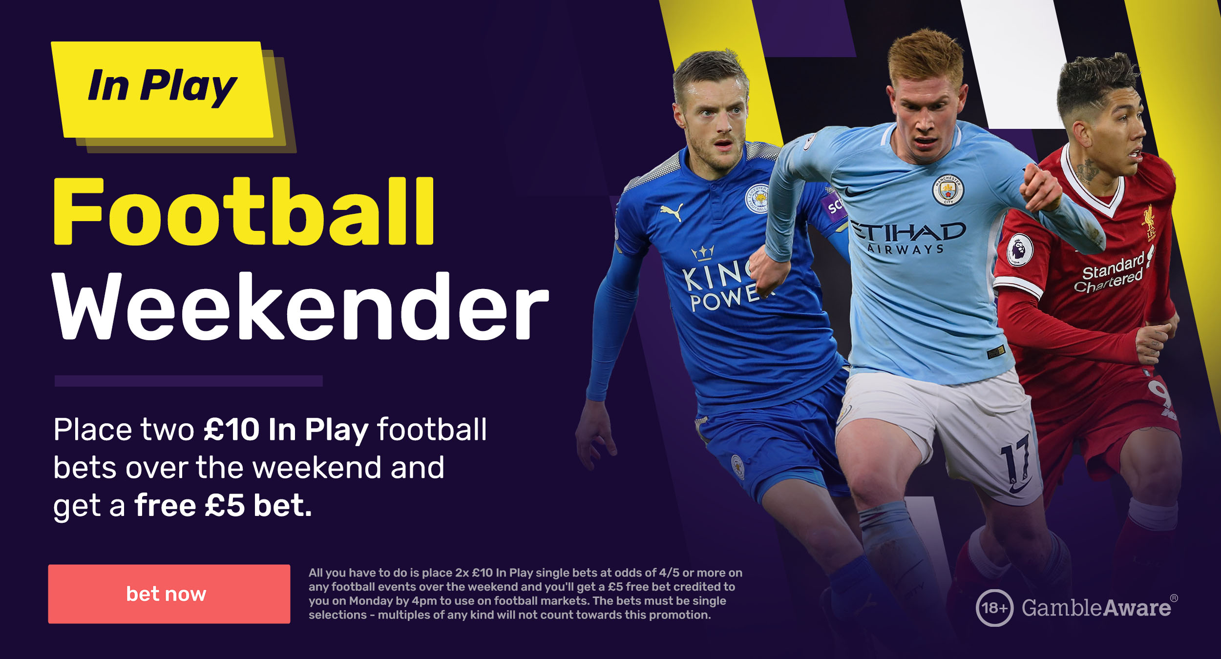 In-Play Football Weekender from dabblebet