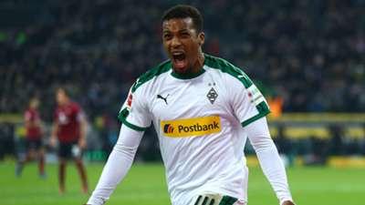 Alassane Plea Borussia Mönchengladbach