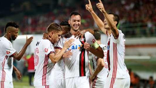Rever Flamengo Ponte Preta Brasileirao Serie A 14062017