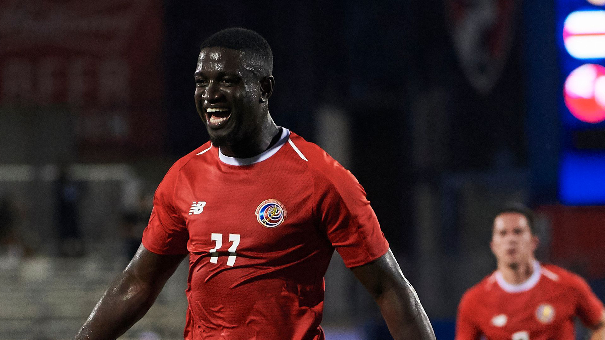 Mayron George Costa Rica Gold Cup 06202019