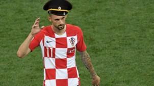 croatia france - marcelo brozovic - world cup final - 15072018