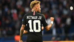 Neymar PSG Roter Stern CL 2018