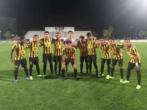 Malaysia U22, 2017 Dubai Cup