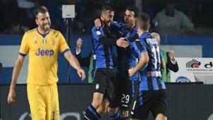 Bryan Cristante Atalanta Juventus