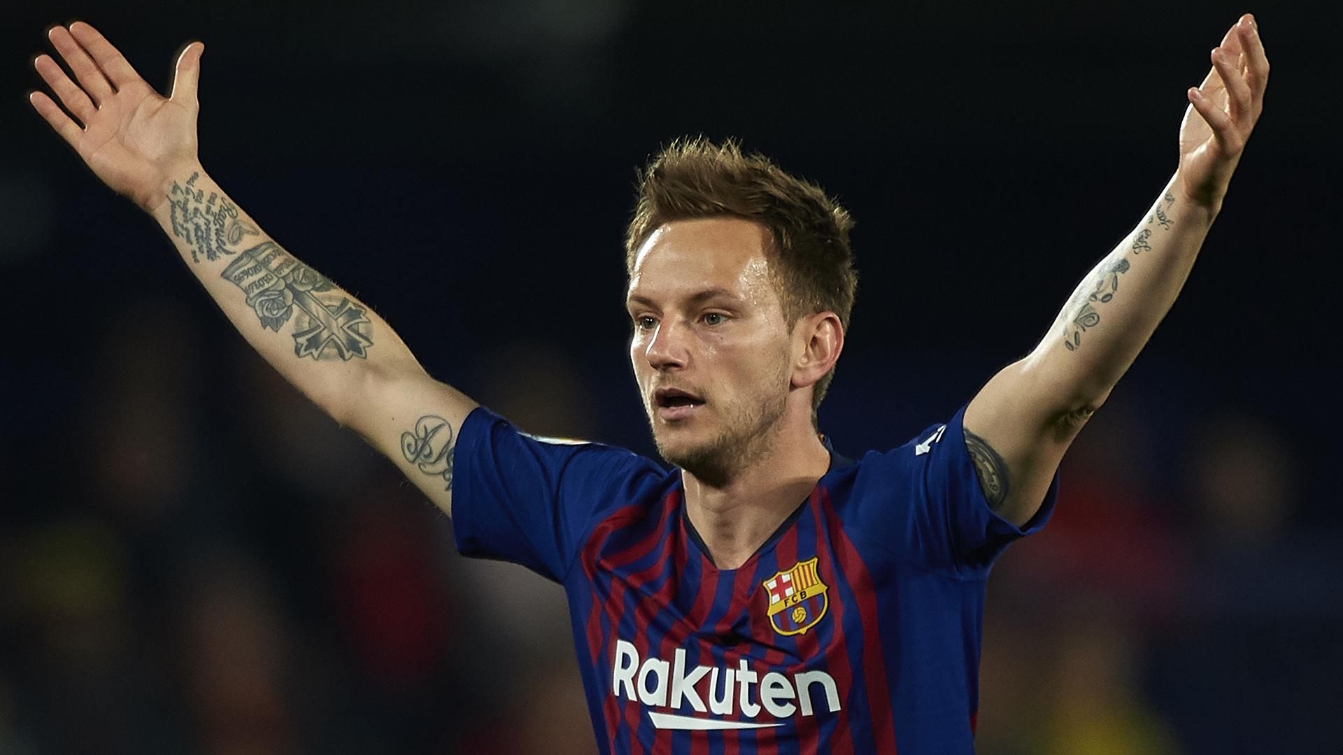 Man Utd move for Barcelona midfielder Ivan Rakitic