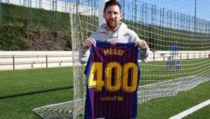 GFX 400 Messi