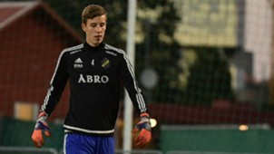 Samuel Brolin AIK Solna 11122016