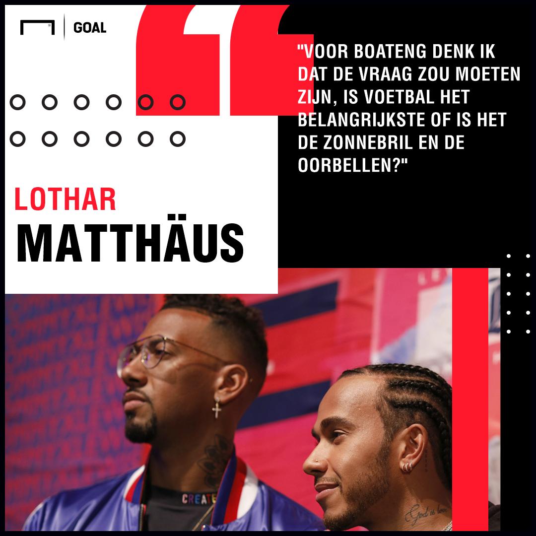 Jerome Boateng Lothar Matthaus GFX