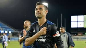 Chris Wondolowski San Jose Earthquakes MLS 2018