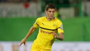 Christian Pulisic Borussia Dortmund 08202018