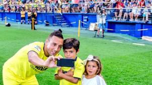 2018-08-10 Cazorla Villarreal