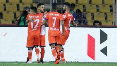 FC Goa vs Mumbai City FC ISL 2018-19