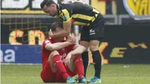 Vitesse - FC Twente, Eredivisie 04292018