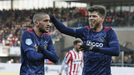 Sparta - Ajax, Eredivisie 03182018