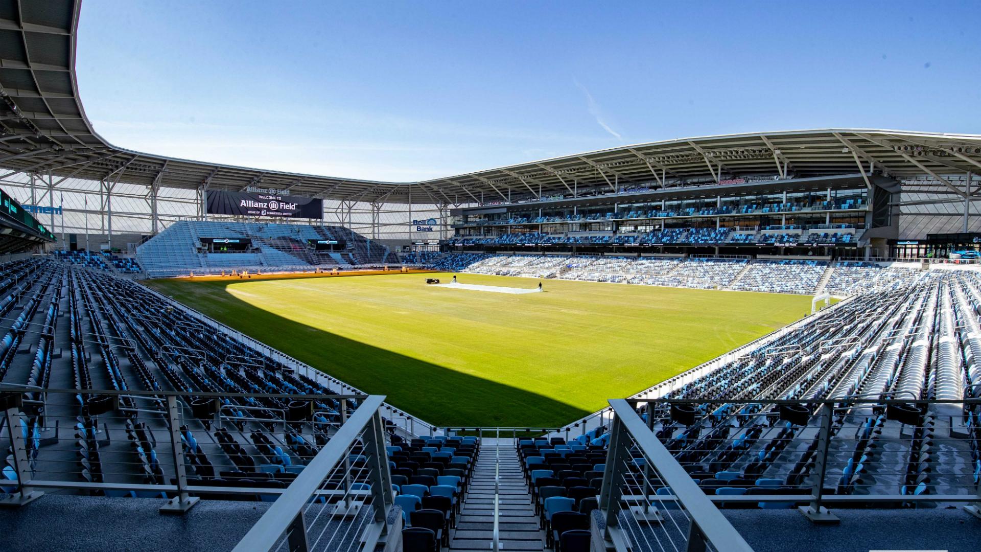 Allianz Field Daylight 04122019