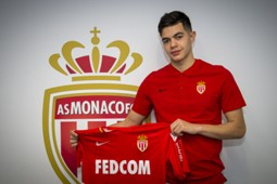 Romain Faivre Monaco Ligue 1