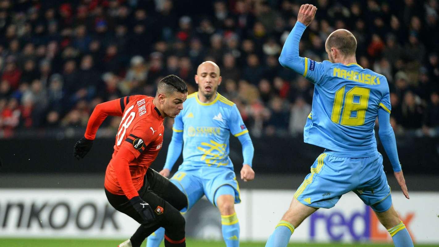 Rennes-Astana (2-0) : Rennes se qualifie et écrit une nouvelle page de son histoire