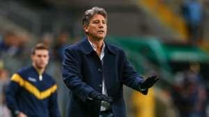 Renato Gaucho Gremio Cruzeiro Brasileirao Serie A 22082018