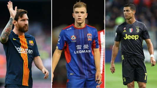 Messi/McGree/Ronaldo
