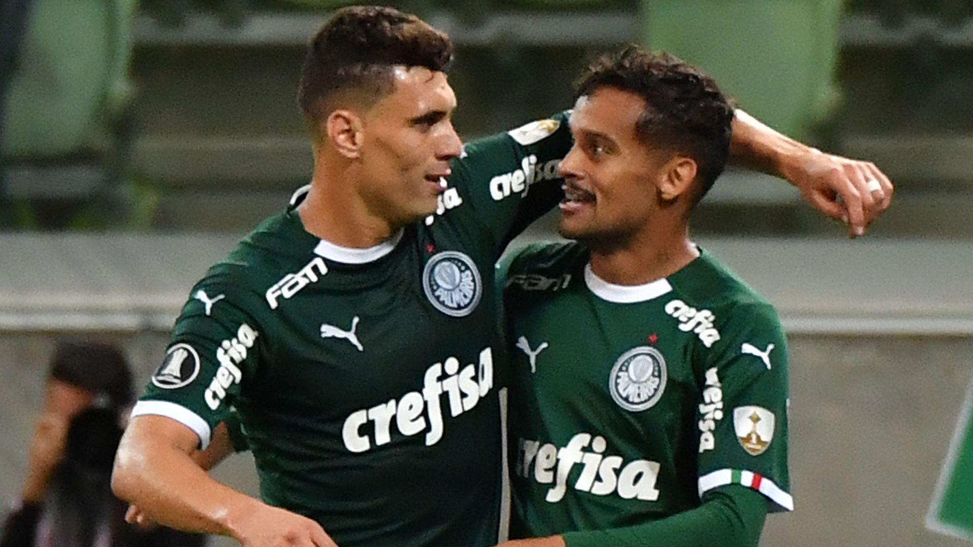 Moisés Gustavo Scarpa Palmeiras San Lorenzo Libertadores 08052019