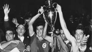 José Águas Benfica Copa dos Campeões da Europa 1961 01 06 2017