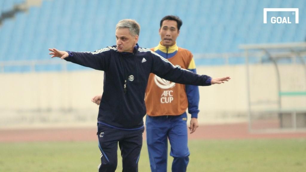FLC Thanh Hóa chuẩn bị AFC Cup