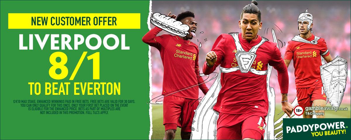 GFX Liverpool Everton enhanced betting