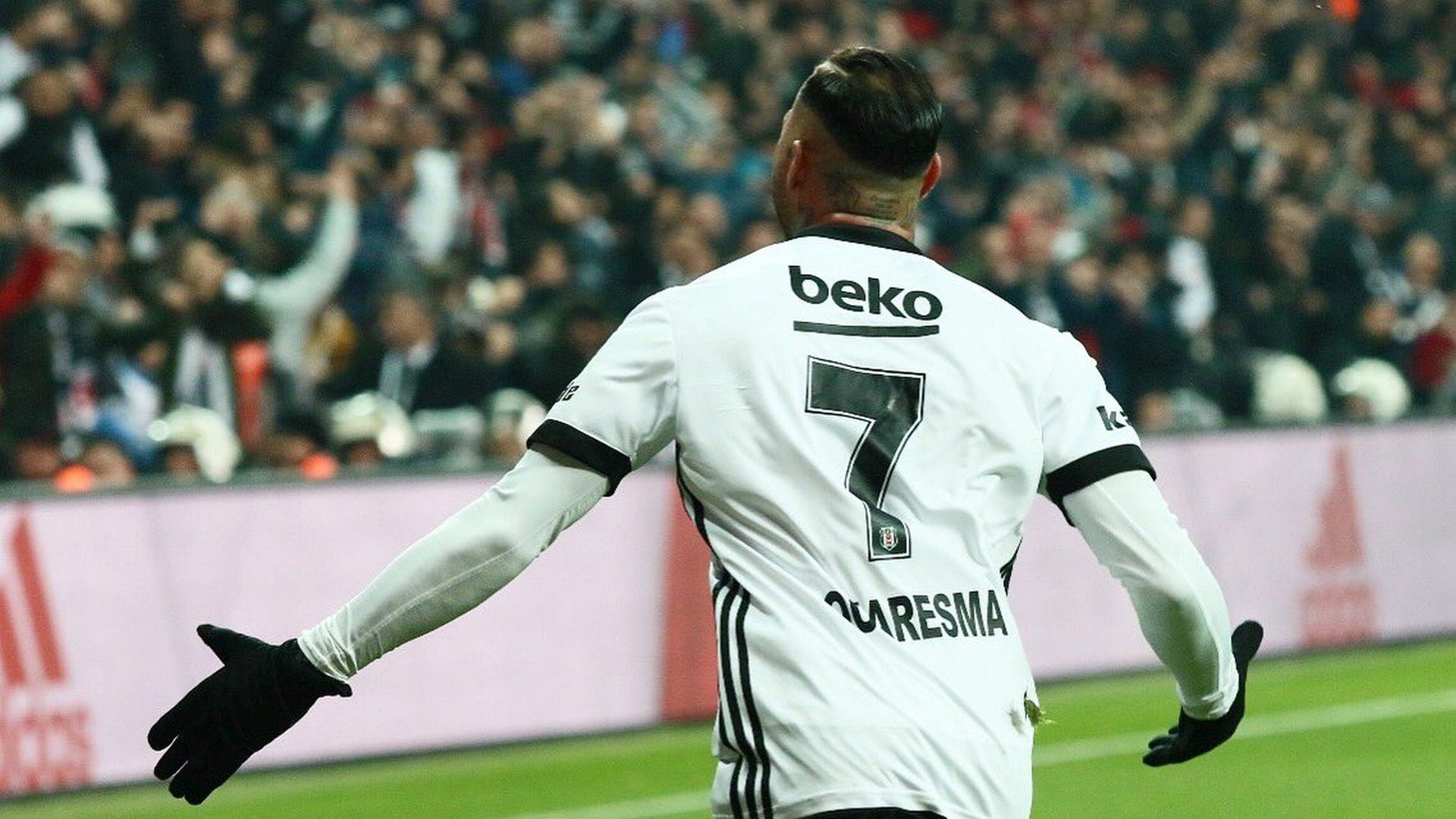 Ricardo Quaresma Besiktas 2252018
