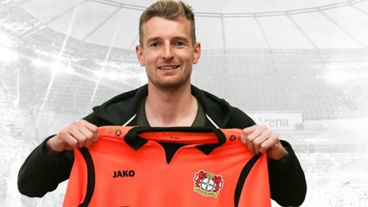 Lukas Hradecky Bayer Leverkusen