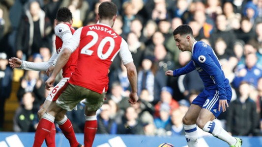 HD Eden Hazard Chelsea Arsenal