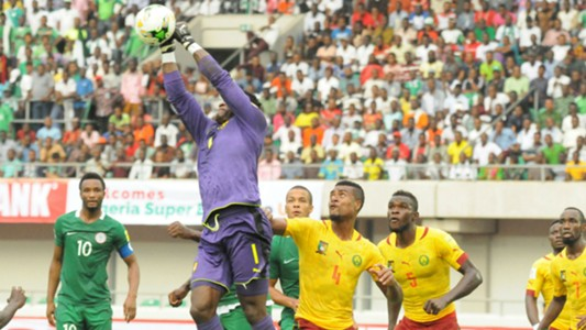 Fabrice Ondoa vs Nigeria