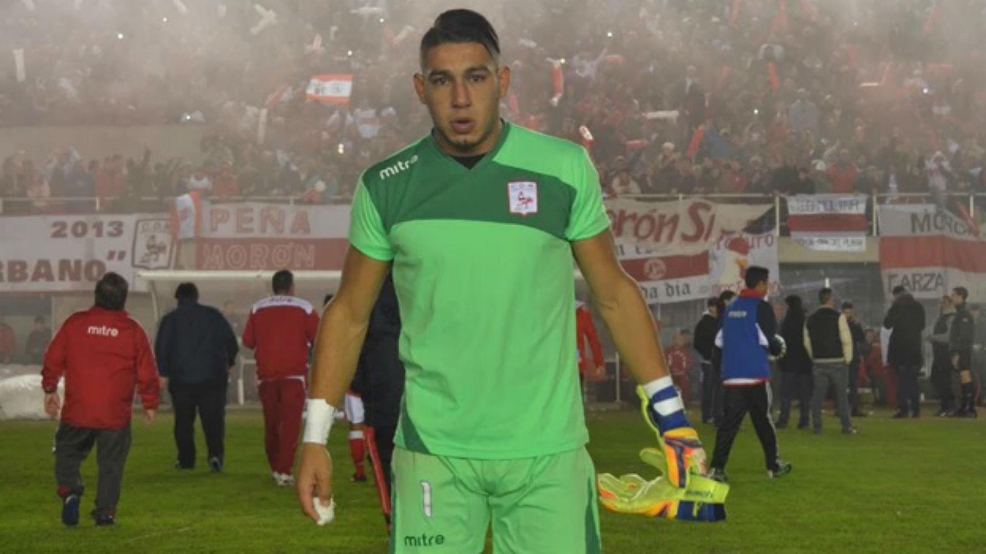 Milton Alvarez Deportivo Moron Independiente