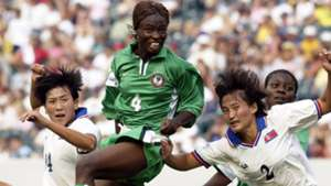 Perpetua Nkwocha of Nigeria