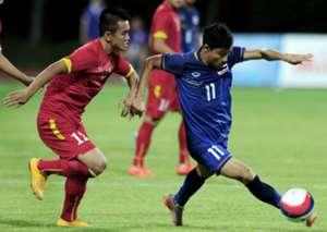 2015 SEA Games, Vietnam v Thailand