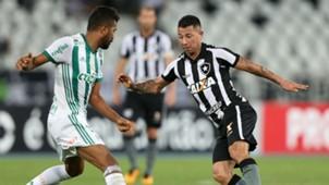 Leo Valencia Botafogo Palmeiras Brasileirão 03 08 2017