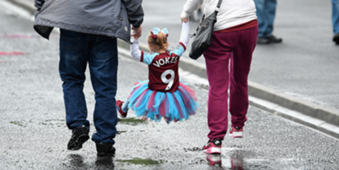 Burnley fan