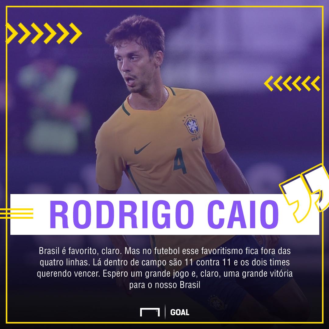 Rodrigo Caio PS - 1/07/2018