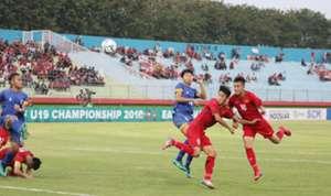 U19 Việt Nam U19 Philippines Giải U19 Đông Nam Á 2018