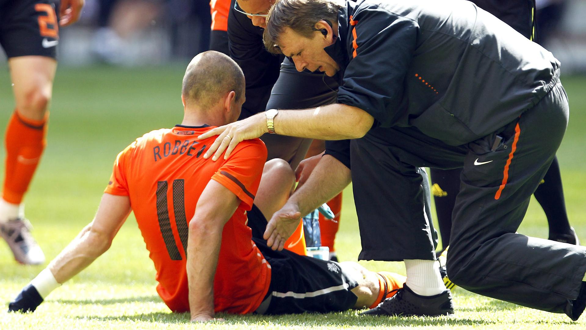 Arjen Robben, Netherlands v Hungary, 2010