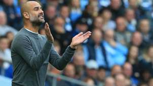 Josep Guardiola Manchester City 10202018