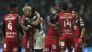 Monterrey vs Tijuana Liga MX 2018