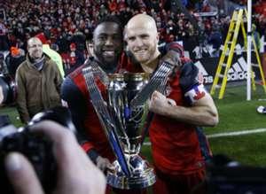 Jozy Altidore Michael Bradley MLS Toronto FC 12092017