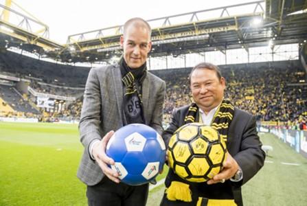 Borussia Dortmund Bangkok Airlines