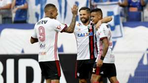 Everton Diego Guerrero Cruzeiro Flamengo Brasileirao Serie A 16072017